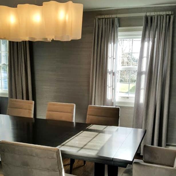 Kim Luikert Dining Room Modern