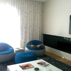 Kim Luikert - Modern Living Room